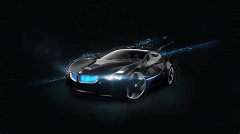 Bmw Vision Super Car Wallpapers