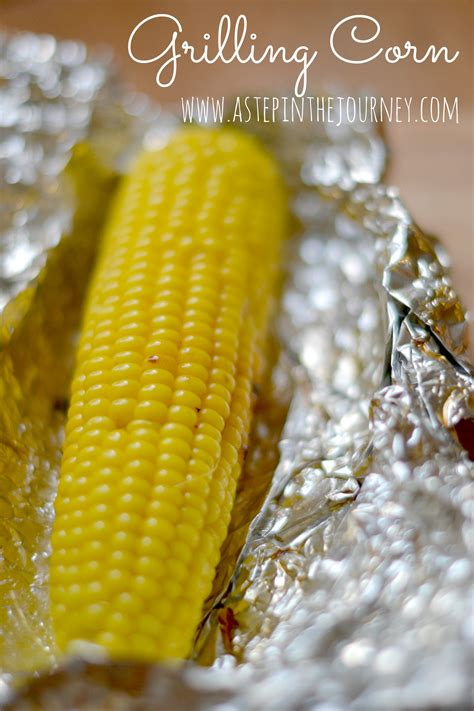 how to grill corn grilling corn a veggie dinner