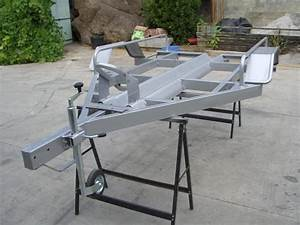 Fabriquer Une Remorque : construction d 39 une remorque porte moto maison pour 20 euros m canique moto polish cambouis ~ Maxctalentgroup.com Avis de Voitures