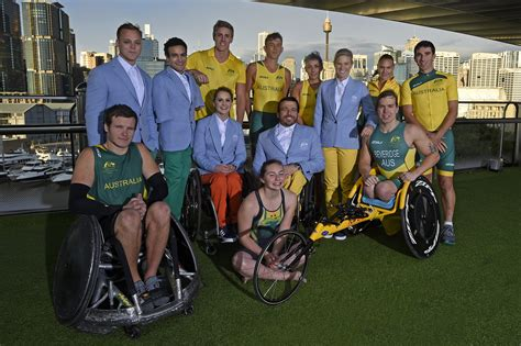 Australian cyclist paige greco got the tokyo paralympics off to a flying start with a gold medal and world record. 2016 Australian Paralympic Team uniform unveiled   International Paralympic Committee