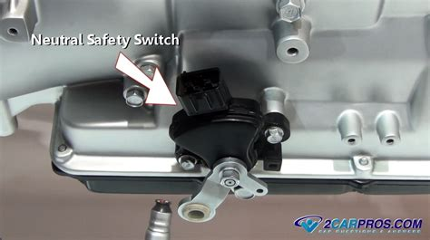 test  neutral safety switch    minutes