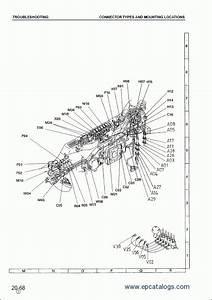 Komatsu Excavator Pc150
