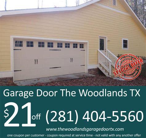 Garage Door Repair The Woodlands by Tgs Garage Door 24 Hour Emergency Repair The Woodlands Tx