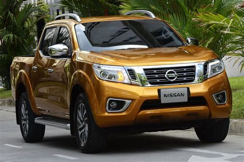 nissan navara frontier officially revealed