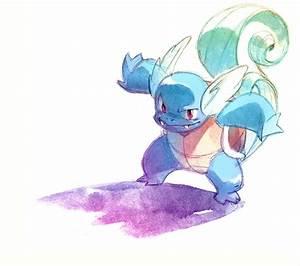 Watercolor Pokemon
