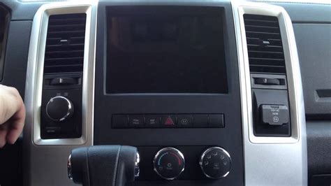Dodge ram iPad dash   YouTube