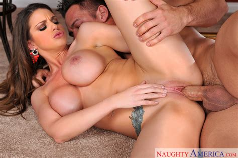Brooklyn Chase And Johnny Castle In My Dads Hot Girlfriend