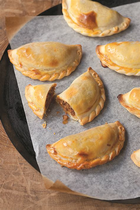 holiday recipe argentinian empanadas  collection