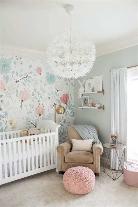 bright  whimsical nursery  colette nursery