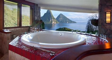 the world s best hotel baths in pictures daily mail
