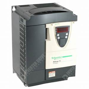Schneider Altivar 71 11kw 400v 3ph Ac Inverter Drive  C3
