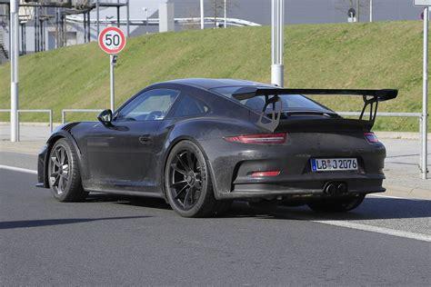 2019 Porsche Gt3 Rs by 2019 Porsche 911 Gt3 Rs 4 2 Gtspirit