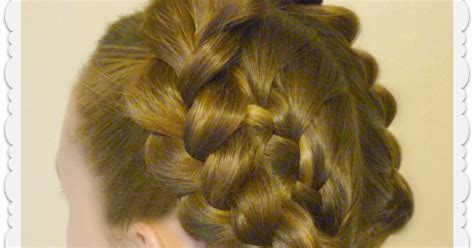easy halo  crown braid tutorial hairstyles  girls