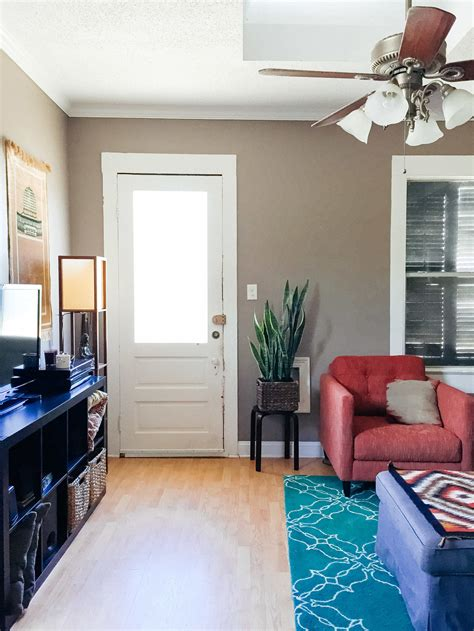 My Small Living Room Makeover For West Elm — Old Brand New