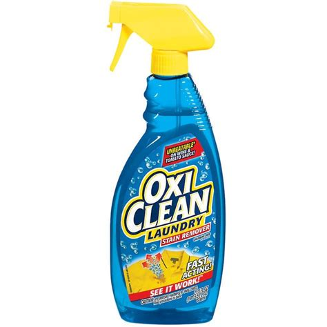 Stain Remover Products by Multi Purpose Laundry Stain Remover By Oxiclean