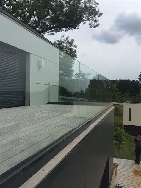 garde corps en verre extérieur garde corps ext 233 rieur en verre mont aignan