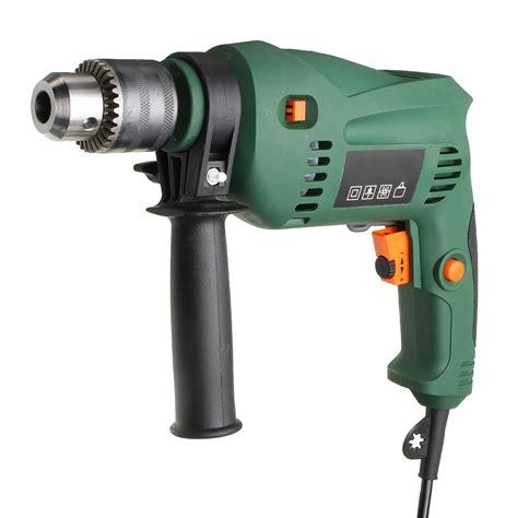 electric power drill impact duty mm chuck