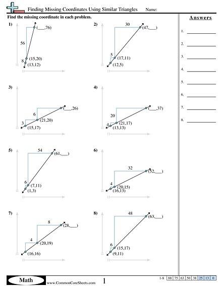 algebra worksheets free commoncoresheets