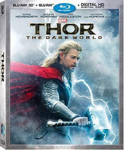 THOR: THE DARK WORLD Blu-ray Details Revealed   Collider