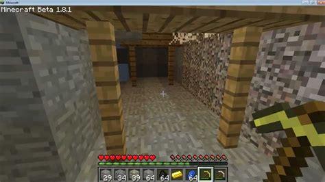 opuszczona kopalnia  minecraft youtube
