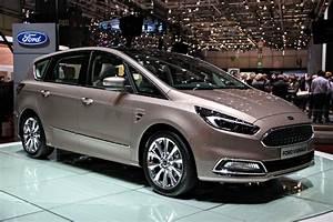 Ford S Max 2016 : ford s max edge mondeo 5 portes et kuga concept vignale du luxe tous les tages en ~ Gottalentnigeria.com Avis de Voitures