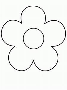 Simple Flower Drawing Simple Flower Drawing Ideas Draw ...