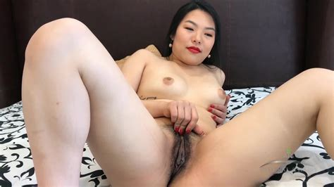 Atk Hairy Sexy Amateur Asian Babe Nari Park Shows Her