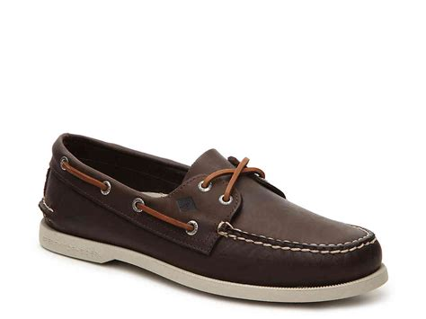Boat Shoes En by Sperry Top Sider A O 2 Eye Boat Shoe S Shoes Dsw