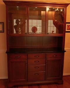 Hand, Made, Dining, Room, Cabinet, By, Sjk, Woodcraft, U0026, Design