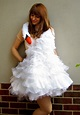 Bjork Swan Dress · How To Make A Full Costume · Sewing on ...