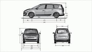 Configurateur Renault Koleos : renault grand scenic dimensions grand renault sc nic pinterest ~ Medecine-chirurgie-esthetiques.com Avis de Voitures