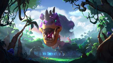 Hearthstone Deck Ungoro by Journey To Un Goro Wallpapers Hearthstone Top Decks