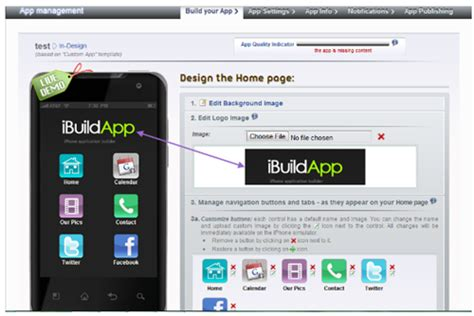 how to create an android app make a free android application for your