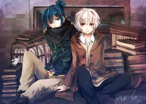 No 6 Anime Wallpaper - no 6 no 6 photo 27626444 fanpop