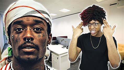 If Lil Uzi Vert Was In Your Job Interview - YouTube