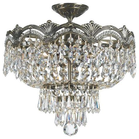 asian flush mount ceiling light crystorama majestic 3 light ceiling mount asian flush
