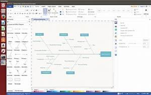Linux Fishbone Diagram Software