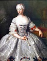 1755 Princess Elisabeth Christine of Brunswick-Bevern by ...