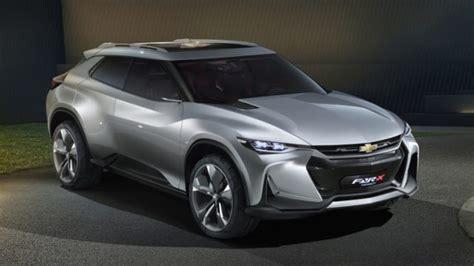 2019 Chevy Plugin Hybrid Suv Is Almost Ready  Suvs & Trucks