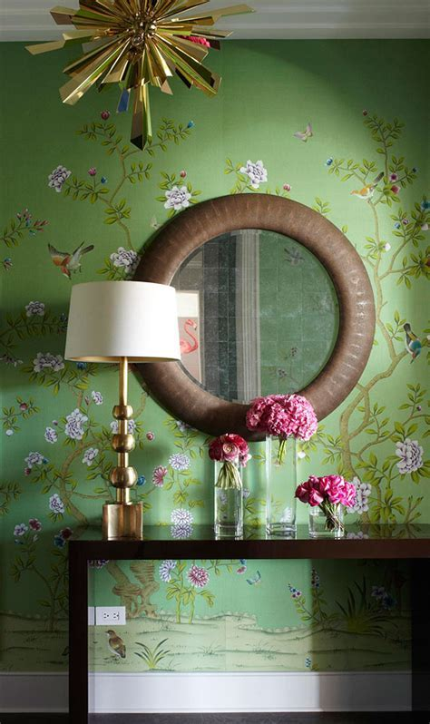 Chinoiserie   Interiors By Color (18 interior decorating