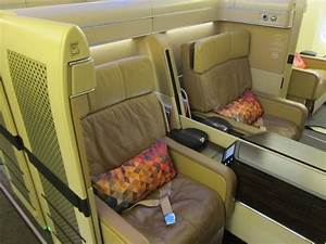 Review: Etihad Airways First Class 777-300ER London To Abu ...