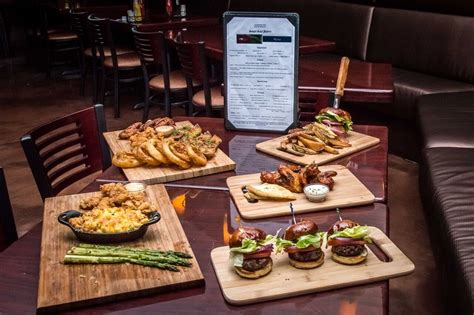 snack bar cuisine soul bistro puts a motown twist on bar food food