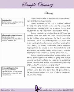 8 obituary examples academic resume template With obituaries examples templates
