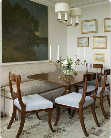 dining room settees developing designs by jens sisino settees at