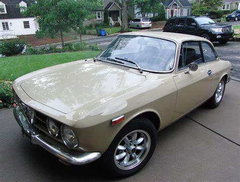1971 Alfa Romeo Gtv by 1971 Alfa Romeo Gtv 1750 Front Jpg
