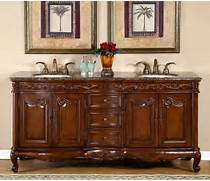 Double Sink Vanity Tops For Bathrooms by 72 Inch Bathroom Double Sink Vanity Granite Stone Top Lavatory Cabinet 8034BB