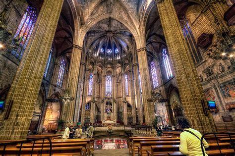 3 iglesias que tienes que ver en Barcelona