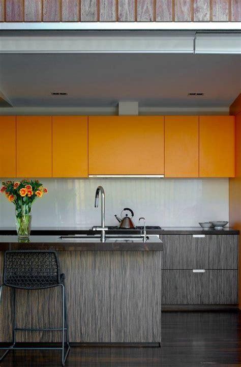 yellow orange kitchen cabinets 17 best ideas about orange kitchen on orange