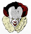Free Clipart Pennywise The Clown | Free Images at Clker ...