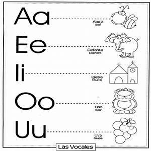 Diferentes Letras Vocales Y Abecedarios Para Imprimir Y Colorear Dibujosparacolorear